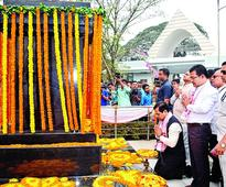 Assam pays tribute to Bhupen