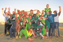 Young Stars triumphant