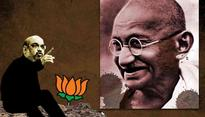 Forget Modi's Gandhi love. Shah's 'chatur baniya' comment exposes RSS's real view