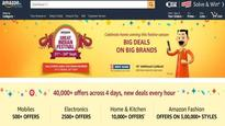 With up to 80-90% discount offers Amazon, Flipkart cheer customers ahead of festive season