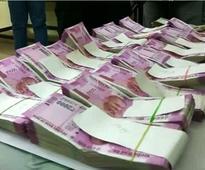 Assembly polls: 80cr cash, 3L litre liquor seized