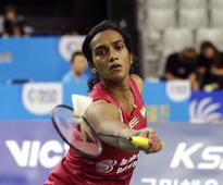 Shuttler Sindhu crashes out of China Open