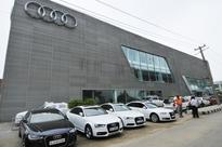 Audi drives SUVs beyond India's big cities to overtake BMW
