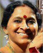 Singer Bombay Jayashree bags Swaralaya G Devarajan Puraskaram