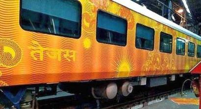 Not food poisoning, kids vomiting caused unease on Tejas Express: Railways