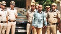 Ex-Navy man steals BMW at knife-point