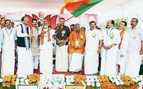 BJP set to clinch grand alliance in Kerala