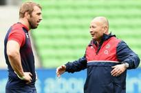 EXCLUSIVE: Chris Robshaw defends Eddie Jones over England's injury crisis