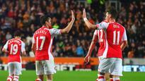 Mesut Ozil's Arsenal goals this season down to Alexis Sanchez - Thierry Henry