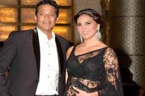 Mahesh Bhupati, Lara Dutta Bhupathi played 'dress up' well for Preity's reception