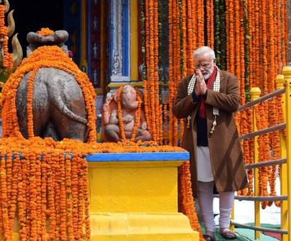 'India is secular because it is Hindu'