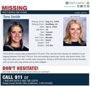 Sherri Papini's schoolfriend Tera Smith vanished from same road 18 years ago