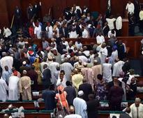 Immunity: Reps in rowdy session