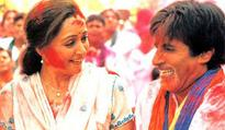 Bollywood wishes a happy, colourful and waterless Holi to all!