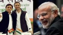 UP Elections 2017 | Campaigning ends, triangular contest betweem BJP, SP-Congress and BSP begins