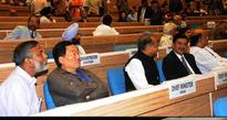 Chief Minister addresses Joint Conference of States CMs and CJs of States