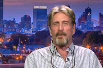 John McAfee Reveals How The FBI Can Unlock An iPhone In 30 Minutes