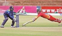 Zim, Sri Lanka match abandoned due to heavy rain