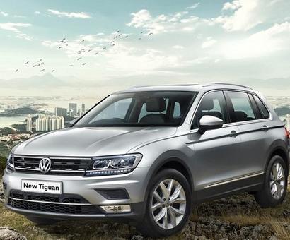 Volkswagen Tiguan: Pleasure to drive