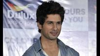 Who is Shahid Kapoor most scared of?
