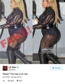 Lil Kim Blasts Photoshopped Pics Of Her Butt: The Hate Is So Real