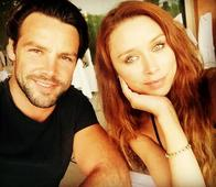 Una Healy and Ben Foden jet to sunny Sardinia to celebrate fourth wedding anniversary