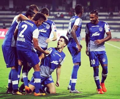 After a lull, Sunday goals dhamaka in ISL 4