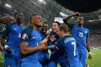Griezmann stars as France shoot down Germany to reach Euro final