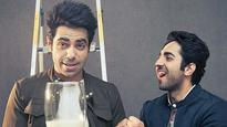 Ayushmann Khurrana happy about brother sharing screen space with Aamir Khan in 'Dangal'