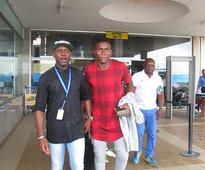 Footballer Sacked For Testing Positive To HIV Returns Home