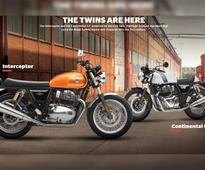 Royal Enfield Interceptor 650, Continental GT 650 unveiled in India, will be available by April 2018