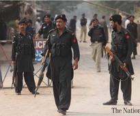 Five key suspects held in Quetta