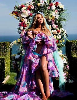 Meet Beyonce's twins!