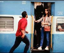 Shraddha is amazed by Arjun!