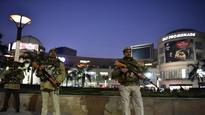 Delhi: Despite heavy security, people visit malls as usual