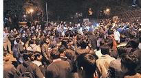 Afzal Guru event: Anti-India slogans at JNU campus; disciplinary enquiry ordered