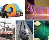 News digest: Q3 earnings, Budget 2018, cryptocurrency, and others