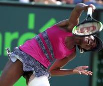 Venus advances to 4th round at Miami Open
