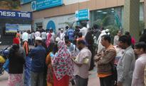 Demonetisation: PM Modi's decision paints Dalal Street red again; SBI top Sensex loser