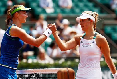 With feet of clay, Kerber wilts under weight of expectations in Paris
