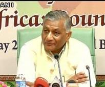 Congo citizen murder: Strict action needed, says V.K Singh