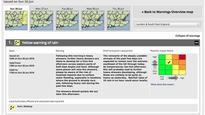 Met office issues warning of more heavy rain in Kent