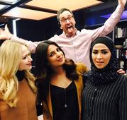 Check out: Priyanka Chopra poses with her Powerpuff girls on sets of Quantico