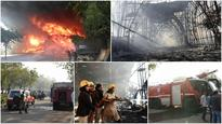 Jaipur: Major fire breaks out at Entertainment Paradise, property worth lakhs gutted