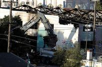 Search almost concluded at Oakland warehouse in fire that killed 36