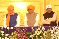Patna Prakash Parv: CM Nitish Says He Didn't Plan Seating Arrangement