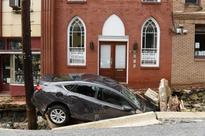 Maryland Gov. Hogan requests federal disaster declaration after Ellicott City flood