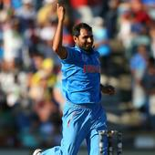 Mohammad Shami lone Indian to find place in ICC ODI team of the Year