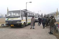 Poonch-Rawalakot cross-LoC bus service remains suspended for 16th week