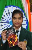 DPS Sushant Lok student becomes one of Gurgaon's youngest girl authors with debut novel Let Me By Your Side